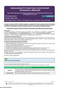 Abc - Motocicli - Modello nd Edizione 01-01-2019 [44P]