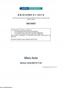 Abc - Natanti - Modello nd Edizione 01-01-2019 [16P]
