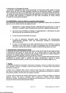 Abc - Nuova Protezione Prestiti Banca Linea Privati Convenzione 17000130000008 - Modello nd Edizione 31-05-2017 [60P]