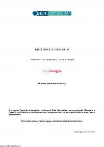 Abc - Sfera Famiglia - Modello nd Edizione 31-05-2018 [31P]