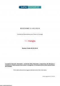 Abc - Sfera Famiglia - Modello nd Edizione 31-05-2018 [73P]