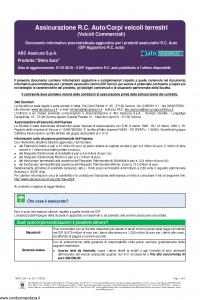 Abc - Veicoli Commerciali - Modello nd Edizione 01-01-2019 [54P]