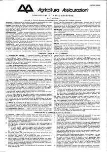 Agricoltura - Abitare Oggi - Modello 2071-01 Edizione 02-1982 [SCAN] [6P]