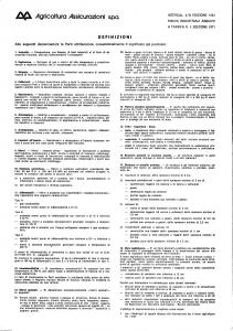 Agricoltura - Rischi Industriali Assunti A Tariffa R.I. - Modello 4-a Edizione 1981 [SCAN] [4P]