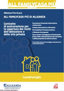 Alleanza - All Family Casa Piu' - Modello 11300374 Edizione 09-2012 [56P]
