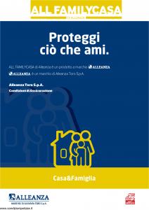 Alleanza - All Family Casa Proteggi Cio' Che Ami - Modello 11300374 Edizione 06-2010 [48P]