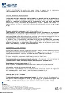 Alleanza Assicurazioni - Alleata Previdenza - Modello nd Edizione 12-03-2018 [22P]