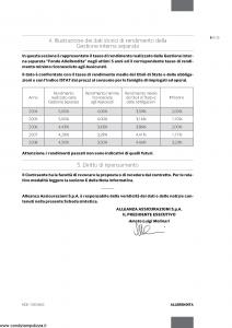 Alleanza Assicurazioni - Allerendita - Modello 10303682 Edizione 03-2009 [44P]