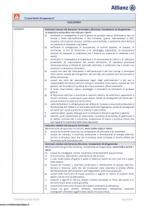 Allianz - Allianz1 Business Catastrofi Naturali - Modello dip-953 Edizione 01-01-2019 [26P]