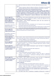 Allianz - Allianz1 Business Danni Al Contenuto - Modello dip-952 Edizione 01-01-2019 [37P]