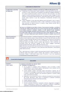 Allianz - Allianz1 Business Furto E Rapina - Modello dip-956 Edizione 01-01-2019 [30P]