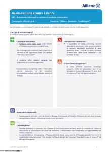 Allianz - Allianz1 Business Tutela Legale - Modello dip-957 Edizione 01-01-2019 [19P]