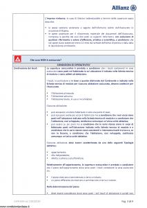 Allianz - Allianz1 Furto In Casa - Modello dip-920 Edizione 01-01-2019 [28P]