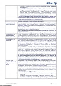 Allianz - Allianz1 Invalidita' Permanente Da Infortunio - Modello dip-923 Edizione 01-01-2019 [29P]