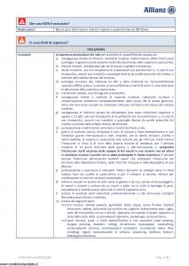 Allianz - Allianz1 Perdita Di Autosufficienza - Modello dip-924 Edizione 01-01-2019 [26P]