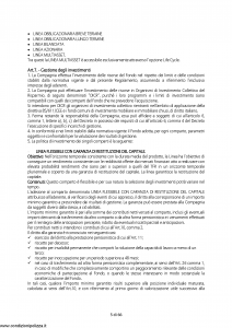 Allianz - Allianz Previdenza Fondo Pensione Aperto Regolamento - Modello nd Edizione nd [66P]