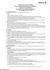 Allianz - Convenzione Incendio Mutui - Modello 68901840 Edizione 01-12-2010 [10P]