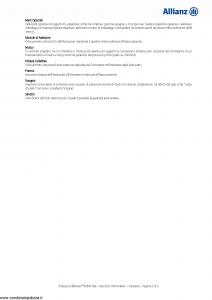 Allianz - Incendio Mutui Capitale Costante - Modello 50541049 Edizione 31-05-2014 [12P]