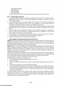 Allianz - Insieme Fondo Pensione Aperto Regolamento - Modello nd Edizione nd [65P]