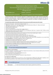 Allianz - Lovia Plus - Modello 16_11 Edizione 01-01-2019 [42P]