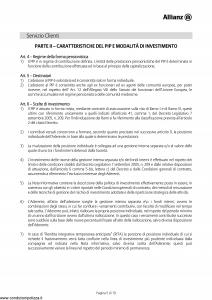 Allianz - Orizzonte Previdenza Piano Individuale Pensionistico Regolamento - Modello nd Edizione nd [19P]