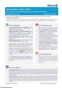 Allianz - Passione Blu - Modello dip-na01 Edizione 01-01-2019 [39P]