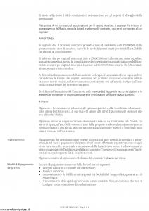 Allianz - Protegge A Capitale Decrescente - Modello 8013 Edizione 01-2013 [30P]