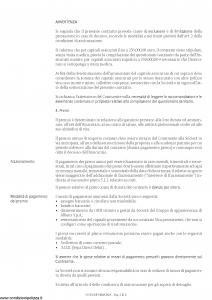 Allianz - Protegge A Capitale Decrescente - Modello 8013 Edizione 05-2017 [32P]