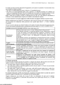 Allianz - Sistema Risparmio Piano Sicuro Tariffa 03Ce01 - Modello vi058 Edizione 03-2008 [46P]
