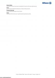Allianz - Take Care - Modello 9343 Edizione 02-04-2012 [16P]