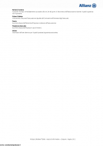 Allianz - Take Care - Modello 9343 Edizione 31-05-2014 [16P]