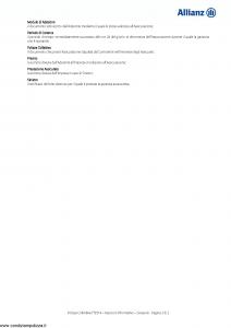 Allianz - Take Care - Modello 9514 Edizione 01-05-2013 [16P]