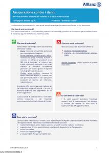 Allianz - Universo Salute - Modello dip-247 Edizione 01-01-2019 [54P]