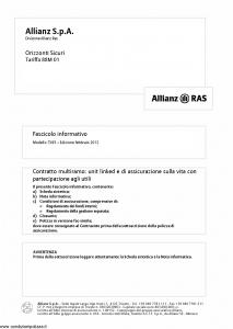 Allianz Ras - Orizzonti Sicuri Tariffa 88M-01 - Modello 7395 Edizione 02-2012 [64P]