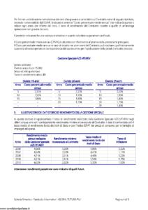 Allianz Subalpina - Global Futuro Piu' - Modello crval002 Edizione 12-2011 [38P]