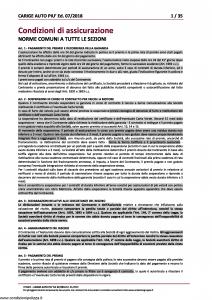 Amissima - Carige Auto Piu' Ed 07-2018 - Modello cpa001 Edizione 01-2019 [39P]