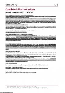 Amissima - Carige Auto Piu' - Modello cpa003 Edizione 01-2019 [33P]