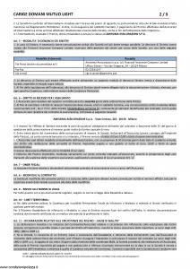 Amissima - Carige Domani Mutuo Light - Modello 50907 Edizione 01-2019 [12P]
