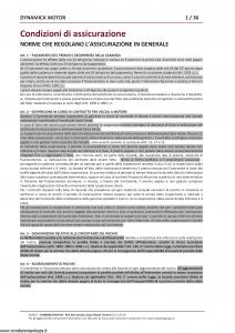 Amissima - Dynamica Motor - Modello ara007 Edizione 01-2019 [40P]