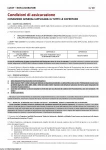 Amissima - Lucky Non Lavoratori - Modello 43709 Edizione 01-2019 [14P]