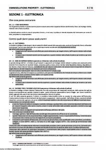 Amissima - Omnisolutions Property Elettronica - Modello 60023c Edizione 01-2019 [14P]