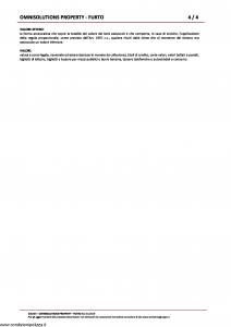 Amissima - Omnisolutions Property Furto - Modello 60023b Edizione 01-2019 [21P]