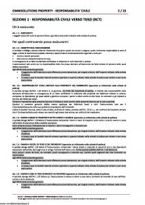 Amissima - Omnisolutions Property Responsabilita' Civile - Modello 60023d Edizione 01-2019 [26P]
