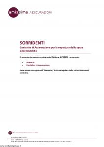 Amissima - Sorridenti - Modello 48709 Edizione 01-2019 [16P]