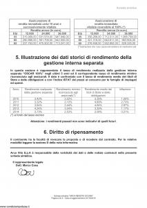 Arca Vita - Arca Rendita Sicura - Modello nd Edizione 01-10-2015 [36P]