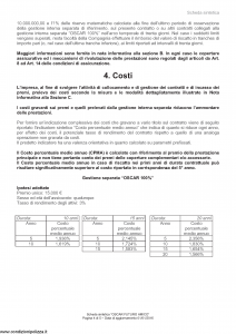 Arca Vita - Oscar Futuro Amico - Modello nd Edizione 01-01-2016 [42P]