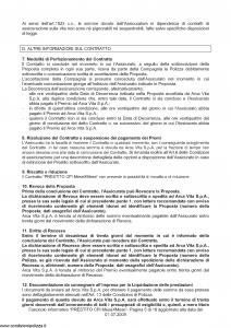 Arca Vita - Prestito Cpi Mese X Mese - Modello nd Edizione 01-07-2009 [44P]