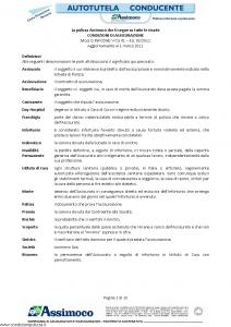Assimoco - Autotutela Conducente - Modello d-infcond-v-cg-01 Edizione 03-2012 [10P]