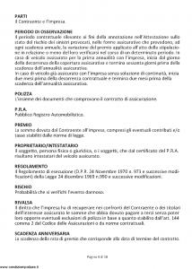 Assimoco - Autotutela - Modello a008-b-rca Edizione 07-2011 [20P]