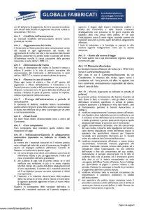 Assimoco - Globale Fabbricati - Modello D-GLOFAB-V-CG-01 Edizione 01-2006 [9P]